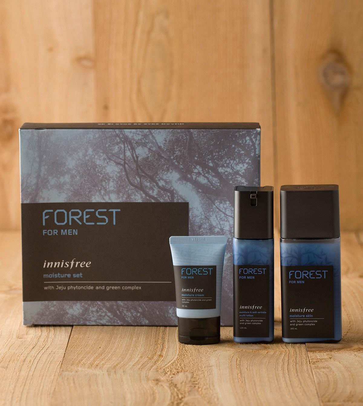 Innisfree Forest for Men Moisture Set1