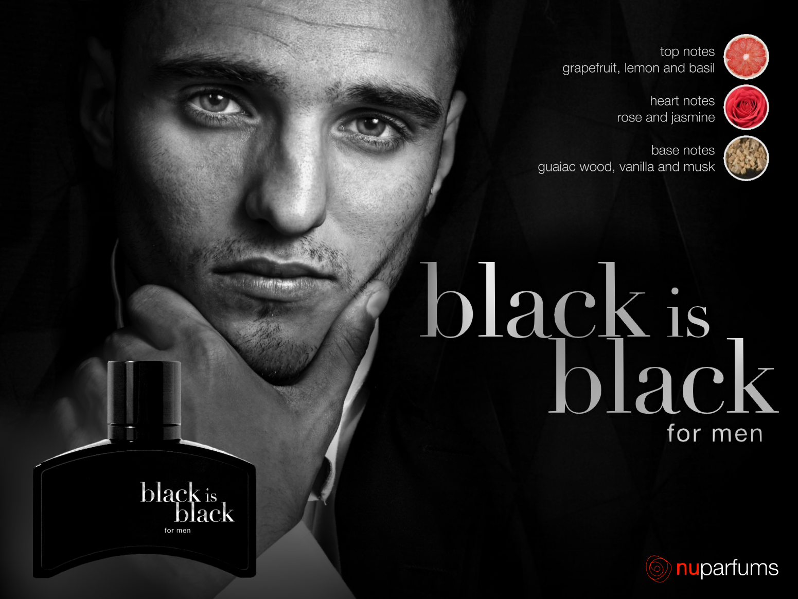 black is black for men
