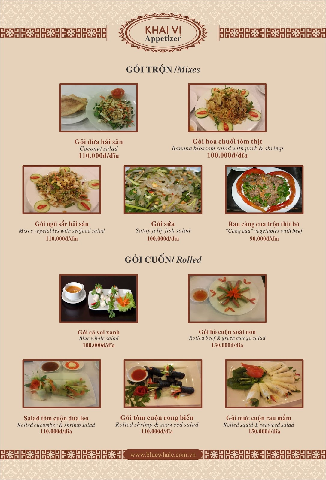 menu viet nam 5 1