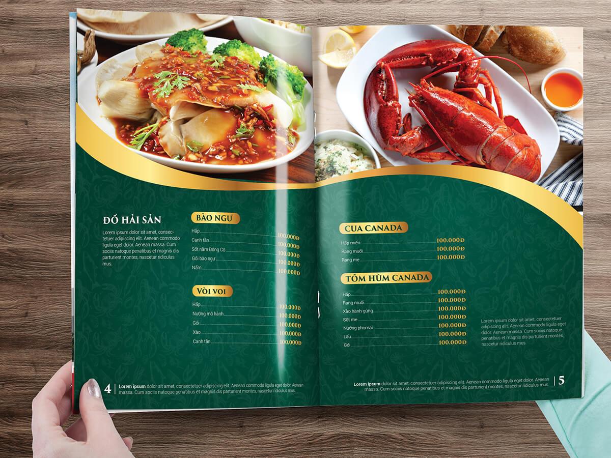 thiet ke menu nha hang 5