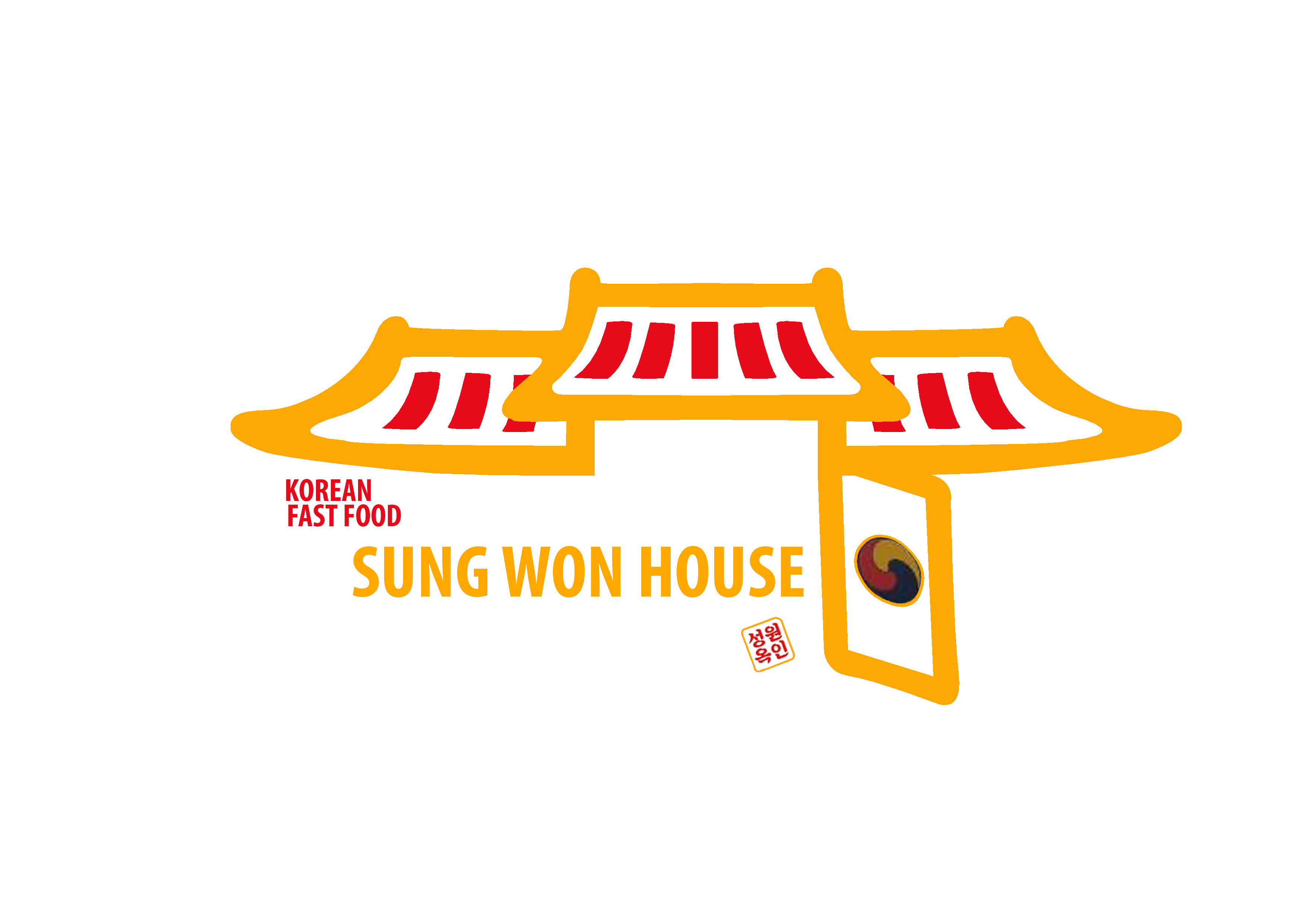 thiet ke logo nha hang han quoc 4