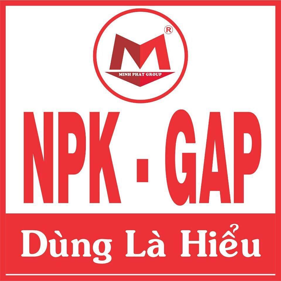 thiet ke logo phan bon NPK 13