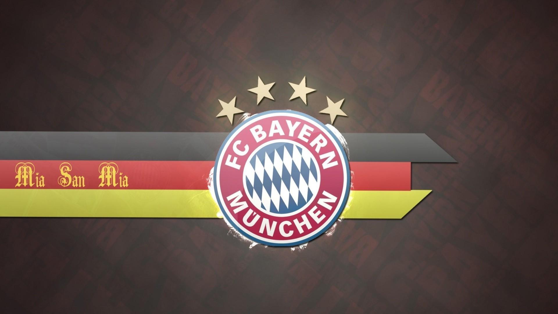 Logo bóng đá ấn tượng của câu lạc bộ Bayern Munich