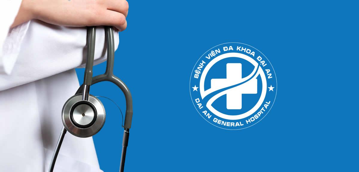 Màu xanh hay trắng thông thường được các bệnh viện ưa chuộng